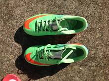 Nike Football Boots UK4.5 US5Y Eur37.5 Marayong Blacktown Area Preview