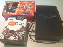 PlayStation 2 with 2 games Moama Murray Area Preview