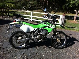 KLX 250 - 2001 Boambee Coffs Harbour City Preview