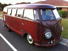 1955 Volkswagen Kombi Van ***PRICE REDUCED Narangba Caboolture Area Preview