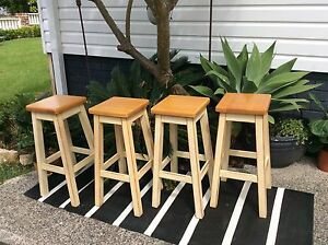 Stools timber Collaroy Manly Area Preview