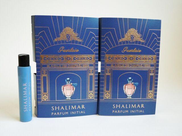 Guerlain Shalimar Parfum Initial EDP Women 1ml .03oz Travel Spray ...