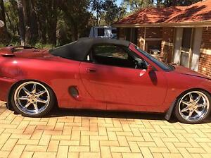 1999 M.G. MGF Coupe Waroona Waroona Area Preview