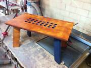 Funky Design Timber Coffee or Lamp Table Tarragindi Brisbane South West Preview