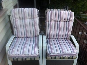 SIX outdoor chairs Red Hill Brisbane North West Preview