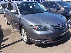 2004 Mazda Mazda3 SP23 Sedan Sandgate Newcastle Area Preview