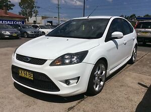 2008 Ford Focus XR-5 Turbo Manual 5 door Hatchback Sandgate Newcastle Area Preview