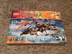LEGO Chima Vultrix's Sky Scavenger NIB Cambridge Kitchener Area image 1