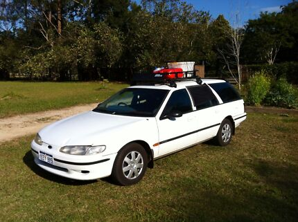 Ford Falcon for backpackers ! Brisbane Region Preview