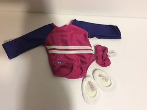 Authentic American Girl Doll Gymnastics Outfit