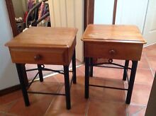 2 bedside tables Helensvale Gold Coast North Preview