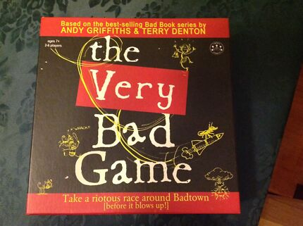 The Very Bad Game by Andy Griffiths