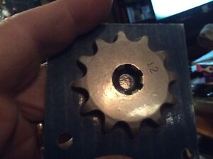 Suzuki JR50 12 Tooth Front Sprocket