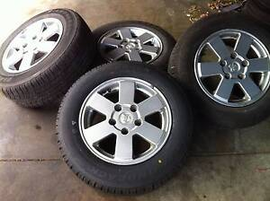 """Genuine Holden Commodore/ Barina Wheels and Tyres 15"""" Bundoora Banyule Area Preview"""