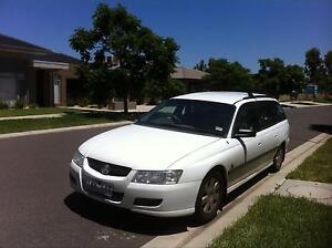 2005 Holden Commodore Wagon Broadmeadows Hume Area Preview