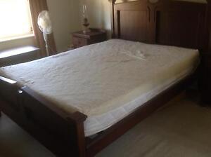 Queensize bedroom suit Mitchell Park Marion Area Preview