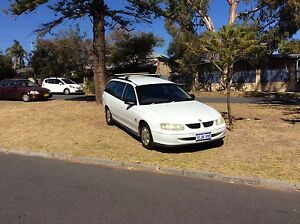 1998 Holden Commodore Wagon White Gum Valley Fremantle Area Preview