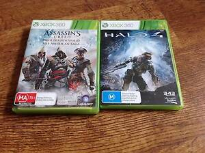 Xbox 360 Games Sales. West Ryde Ryde Area Preview
