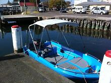 Polycraft Challenger 4.1 Runabout Fisher Hardys Bay Gosford Area Preview