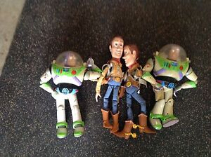 2x buzz and woody figures $12 Kallangur Pine Rivers Area Preview