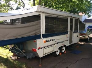 Jayco 1407  - 14 ft Hardtop Camper with full slide out