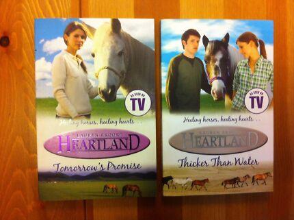 Heartland Horse Lovers Books