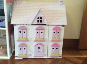 ELC Rosebud Wooden Dolls House West Pennant Hills The Hills District Preview