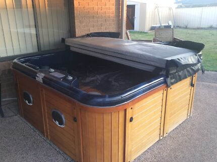 Outdoor spa Rutherford Maitland Area Preview