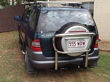 Mercedes-Benz ML 320 RWC, REGO, AUTOMATIC Southport Gold Coast City Preview