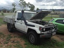 2005 Toyota LandCruiser Ute Kelso Townsville Surrounds Preview