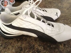 Puma woman's shoes size 8
