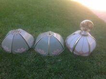 3 light shades Ridgehaven Tea Tree Gully Area Preview