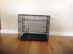 Small dog crate Craigburn Farm Mitcham Area Preview