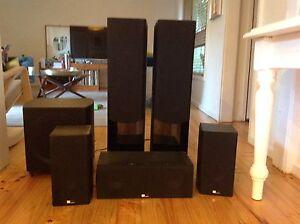 Pure Acoustics SuperNova 5.1 Surround Sound System Higgins Belconnen Area Preview
