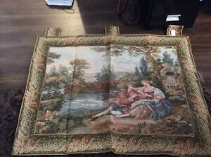 New Victorian Wall Hanging Tapestry