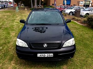 2004 Holden Astra SXi 3 door Hatch Low KM's Sporty Bargain Woodbine Campbelltown Area Preview