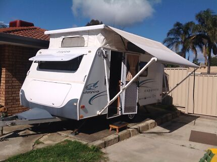 2008 jayco expanda with extras Seville Grove Armadale Area Preview