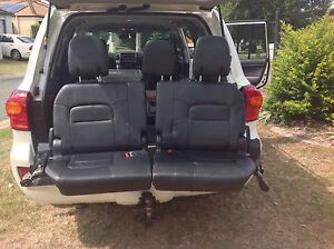 2 REAR SEATS, TOYOTA LANDCRUISER ALTITUDE 2012 Parkwood Gold Coast City Preview