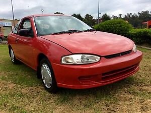 2000 Mitsubishi Lancer CE GLi Coupe 5 speed Nice Car Woodbine Campbelltown Area Preview