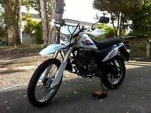 "SHINERAY 200CC AG FARM MOTOR BIKE ""TRADITIONAL STYLE AG BIKE"" Burleigh Heads Gold Coast South Preview"