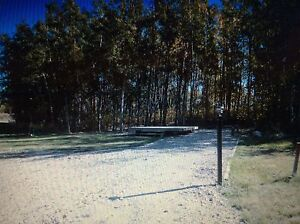 RV Lot for Lease at Pigeon Lake Resort