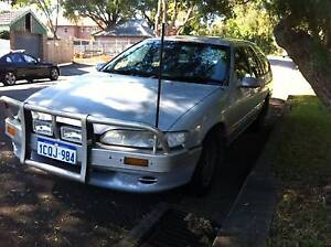 Ford Falcon - for Backpackers Wollstonecraft North Sydney Area Preview