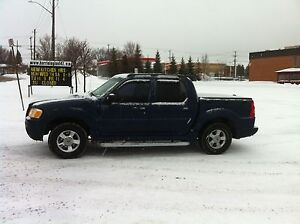 2004 Ford Sport Trac Adrenaline Reduced!!!