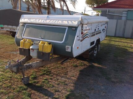 Jayco Dove outback Woodville Charles Sturt Area Preview