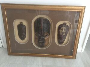 African mask art Yokine Stirling Area Preview