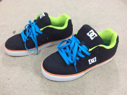 As new DC shoes