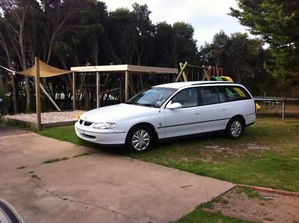 2000 Holden Commodore Station Wagon Accliam 11 Rye Mornington Peninsula Preview