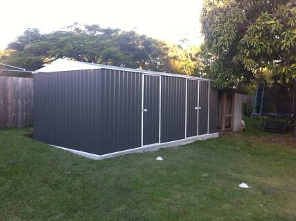 RODS CONCRETING and Garden Sheds Supply-Install