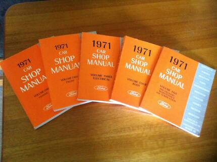 Workshop Manuals Waitara Hornsby Area Preview