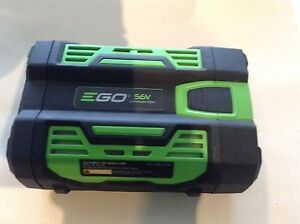 EGO. Power battery 56 volt 2 Ah.  With charger